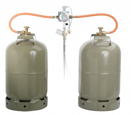 GOK principale valvole che si trovano il GPL impianto REGOLATORE GAS