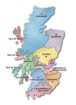 Cartina Scozia Pdf.Scozia Incaravan Club
